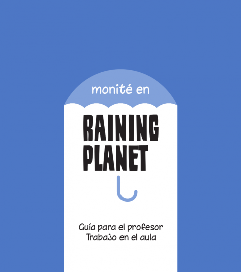 Monité Raining Planet Pack Colegios