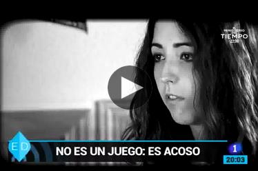 España Directo - No es un juego es acoso