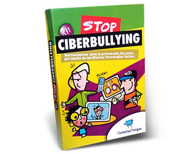 5. Stop CiberBullying